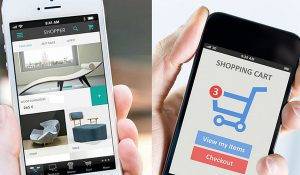 Mobile ECommerce apps
