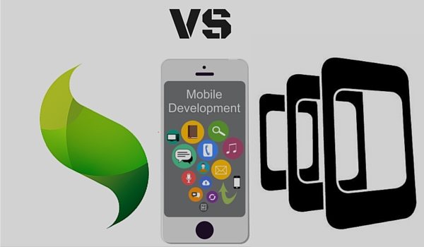 Phonegap vs Sencha Touch