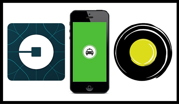 make your own app like Ola and Uber