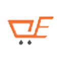 Logo of ecart app.