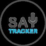 Say Tracker.