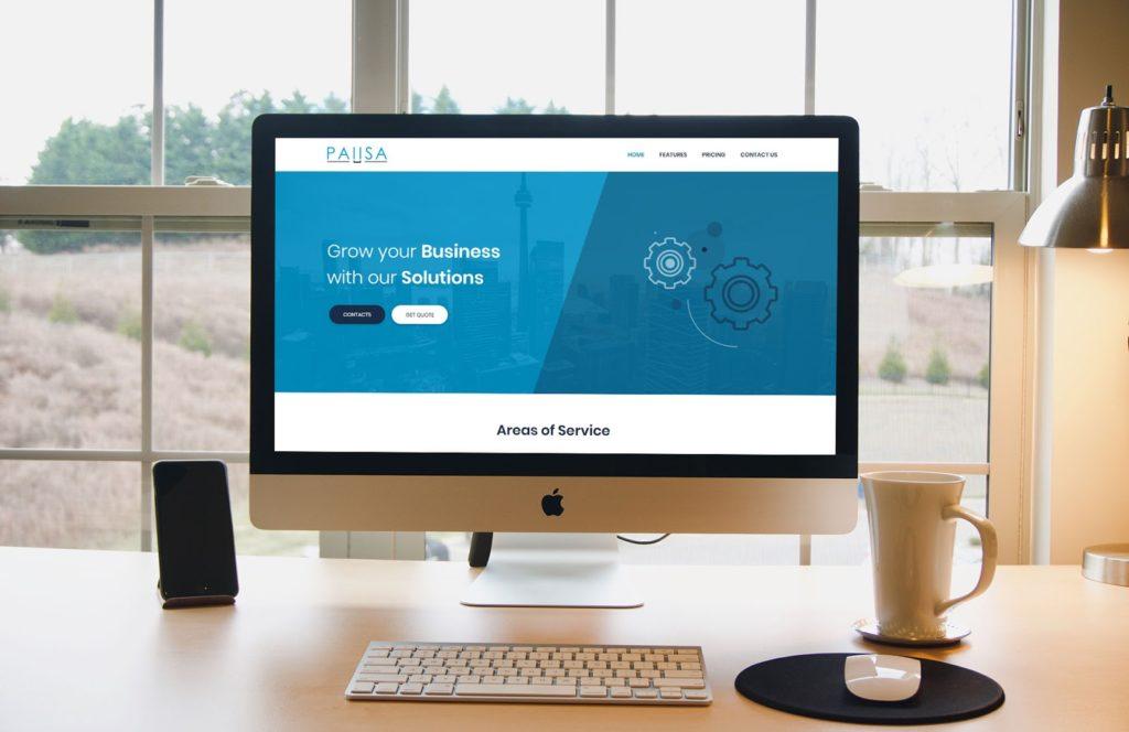 PAUSA -- An online service provider.