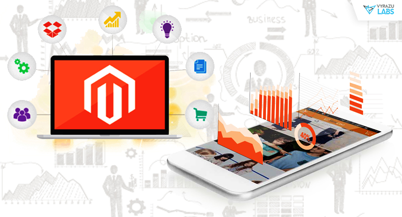 Development services through Magento.