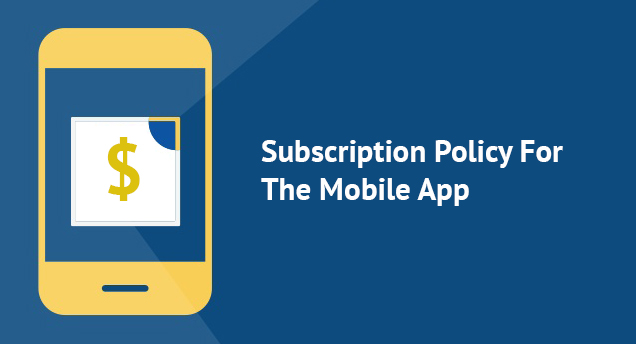 Subscription Policy