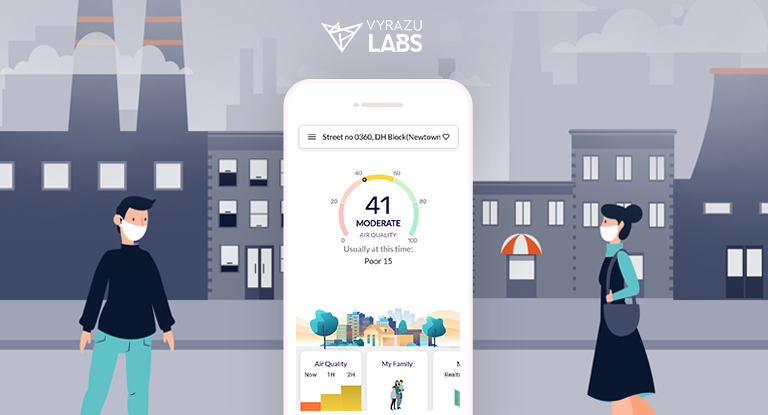 Apps for Air Pollution