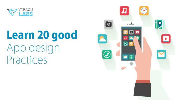 good app design practices
