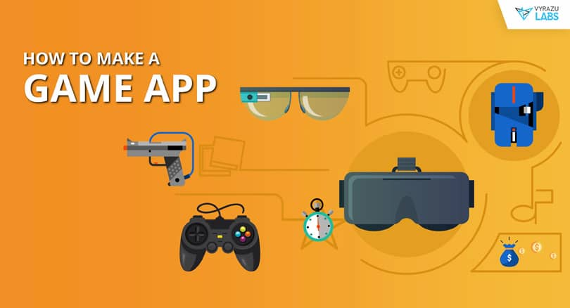 How to Make a Game App