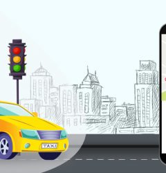 timeline to develop an app like uber ola or lyft